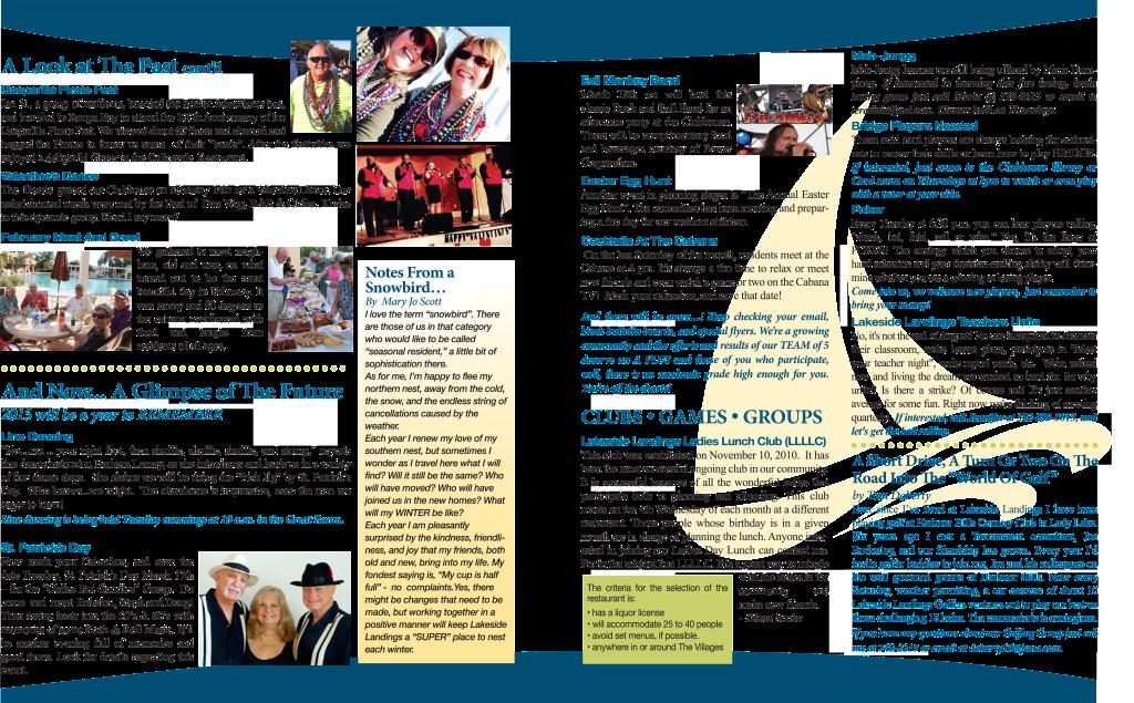 newsletter 2015F