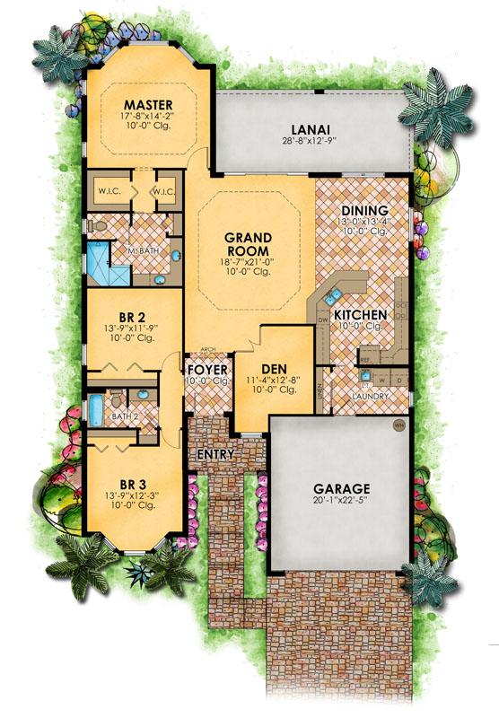 pg_floorplans_enclave_map_Berkshire Floor Plan 060315