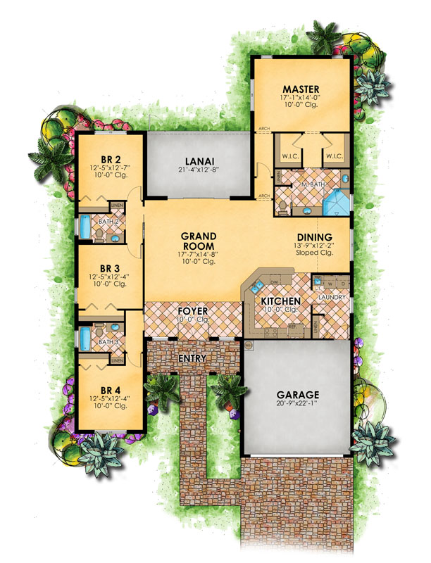 pg_floorplans_enclave_map_Davenport Floor Plan Art 061015