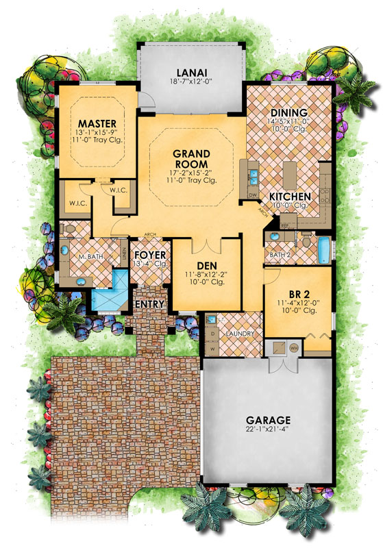 pg_floorplans_enclave_map_Verona Floor Plan Art 061015