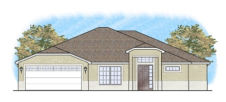 pg_floorplans_enclave_Oakmont Elevation